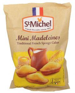 St Michel Mini Madeleines Traditional French Sponge Cake