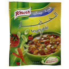 Knorr Vegetable Soup 47G |?sultan-center.com????? ????? ???????
