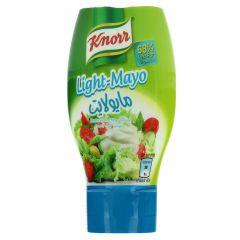 Knorr Mayonnaise Light 295Ml |?sultan-center.com????? ????? ???????
