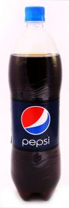 Pepsi Cola Soft Drink Plastic Bottle