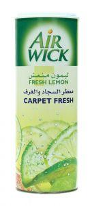 Airwick Fresh Lemon Carpet Freshener  350G |?sultan-center.com????? ????? ???????