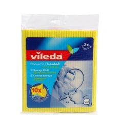 Vileda Sponge Cloth  3Pcs |?sultan-center.com????? ????? ???????