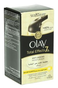 Olay Total Effects 7 In 1 Day Moisturiser 50Ml |?sultan-center.com????? ????? ???????