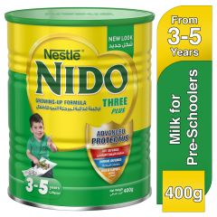 Nido Three Plus Growing Up Formula