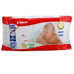 Pigeon Chamomile Baby Wipes 82Pcs |?sultan-center.com????? ????? ???????