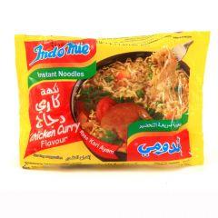 Indomie Chicken Curry Flavoured Instant Noodles 75G |sultan-center.comمركز سلطان اونلاين