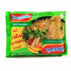 Indomie Vegetable Flavor Noodles 75G |sultan-center.comمركز سلطان اونلاين