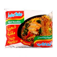 Indomie Fried Noodles 80G |sultan-center.comمركز سلطان اونلاين