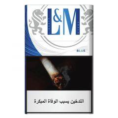 L&M Blue Filter Cigarettes 20Pcs |?sultan-center.com????? ????? ???????