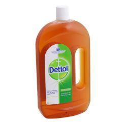 Dettol Antibacterial Antiseptic Disinfectant Liquid 1L |?sultan-center.com????? ????? ???????