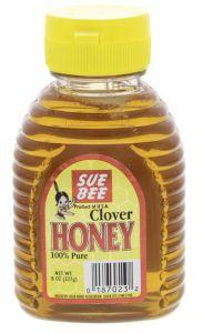 Sue Bee Clover Honey 227g |?sultan-center.com????? ????? ???????