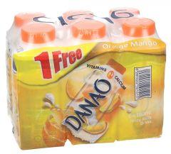 Danao Orange Mango Juice Milk Drink