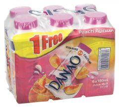 Danao Peach Apricot Juice Milk Drink