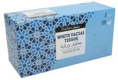 Sultan 2PLY Tissue Box  200Pcs |?sultan-center.com????? ????? ???????