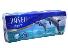 Paseo Elegant 4PLY Marine Life Printed Bathroom Tissue Rolls  10Pcs | sultan-center.com مركز سلطان اونلاين