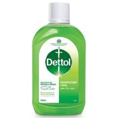 Dettol Personal Care Antibacterial Antiseptic 500Ml |sultan-center.comمركز سلطان اونلاين