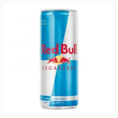Red Bull Sugar Free Energy Drink Can  250Ml |?sultan-center.com????? ????? ???????