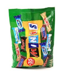 Mars Best Of Our Assorted Minis Chocolate Bag