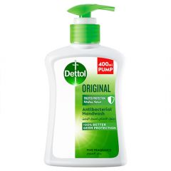 Dettol Original Anti-Bacterial Hand Wash 500Ml |?sultan-center.com????? ????? ???????