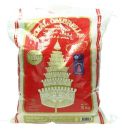 Royal Umbrella Thai Fragrant Rice 5Kg |?sultan-center.com????? ????? ???????