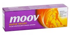 Moov Muscle Rapid Relief Gel 50G |?sultan-center.com????? ????? ???????