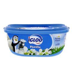 Igloo Low Fat Vanilla Ice Cream