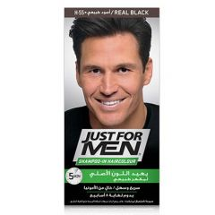 Just For Men Shampoo-In Hair Color Black M-55