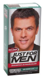 Just For Men Shampoo-In Hair Color Dark Brown H-45 1Pc |?sultan-center.com????? ????? ???????