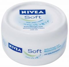 Nivea Soft Cream With Jojoba Oil & Vitamin E
