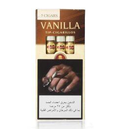 Handelsgold Vanilla Tip Cigars 5pcs  ?sultan-center.com????? ????? ???????