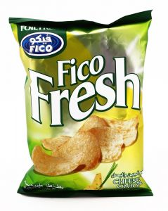Fico Fresh Cheese And Onion Potato Chips