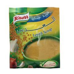 Knorr Lentil Soup 80G |?sultan-center.com????? ????? ???????