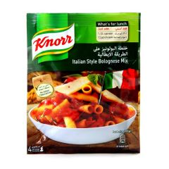 Knorr Italian Style Bolognese Mix