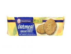 Voortman Sugar Free Oatmeal Cookies  227G |?sultan-center.com????? ????? ???????