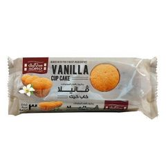 Sara Cake Vanilla Cupcakes