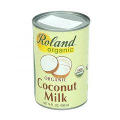 Roland Organic Coconut Milk 14Oz |sultan-center.comمركز سلطان اونلاين