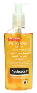 Neutrogena Oil Free Acne Wash 177Ml |?sultan-center.com????? ????? ???????