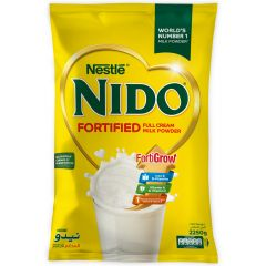 Nestle Nido Fortified Full Cream Milk Powder Pouch