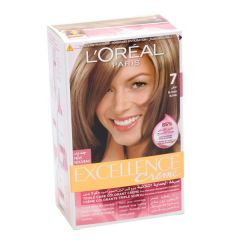 L'Oreal Paris Excellence Creme 7 Blonde Hair Color 1Pc |sultan-center.comمركز سلطان اونلاين