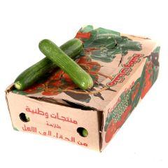 Cucumber Kuwaiti 2Kg Box |sultan-center.comمركز سلطان اونلاين