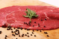 New Zealand Thin Sliced Beef Escalope
