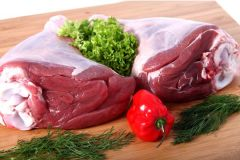 New Zealand Chilled Lamb Shanks (Bone In) 1 Piece