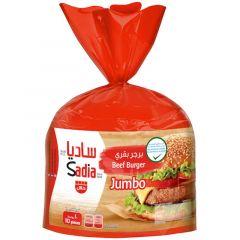 Sadia Jumbo Beef Burgers