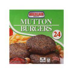 Americana Mutton Burgers