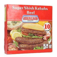 Americana Super Shish Kababs Beef  600G  ?sultan-center.com????? ????? ???????