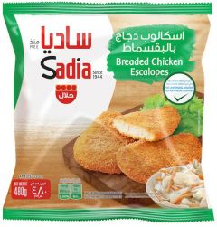 Sadia Breaded Chicken Escalopes
