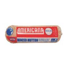 Americana Minced Mutton