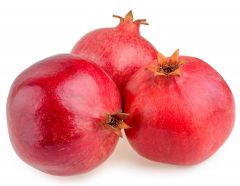 Pomegranate Red India