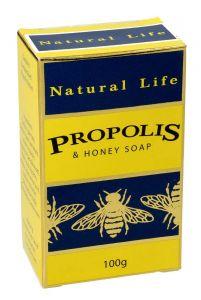 Al Owaid Natural Life Propolis Honey Soap