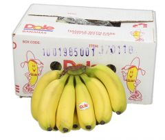 Dole Banana Box  3kg |?sultan-center.com????? ????? ???????
